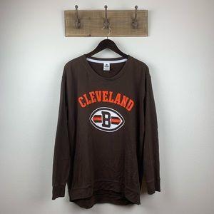 PINK Victoria's Secret Cleveland Browns Sweater